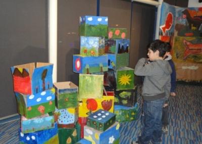 Profesora corimar ideas para hacer carteleras creativas for Carteleras escolares de reciclaje