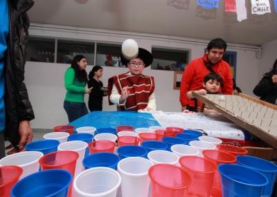 Colegio Pierre Faure Celebro Las Fiestas Patrias Con Gran Kermesse Y