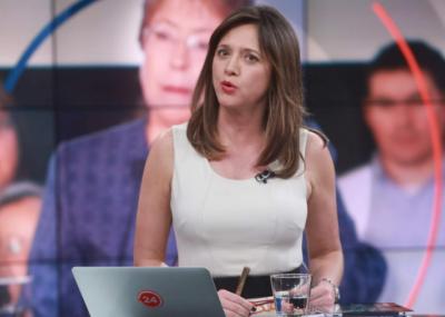 TVN respondió a la molestia de trabajadores por polémica sobre Mónica Pérez